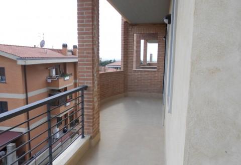 Balcone secondo piano