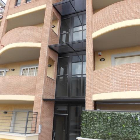 Appartamento nuova costruzione località Castel Gandolfo (Pavona)